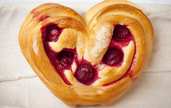 Srdiečko višňové bez laktozy